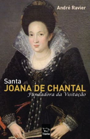 capa Santa Joana de Chantal