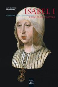 capa Isabel 1 Rainha de Castela