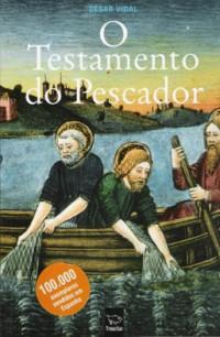 capa O Testamento do Pescador