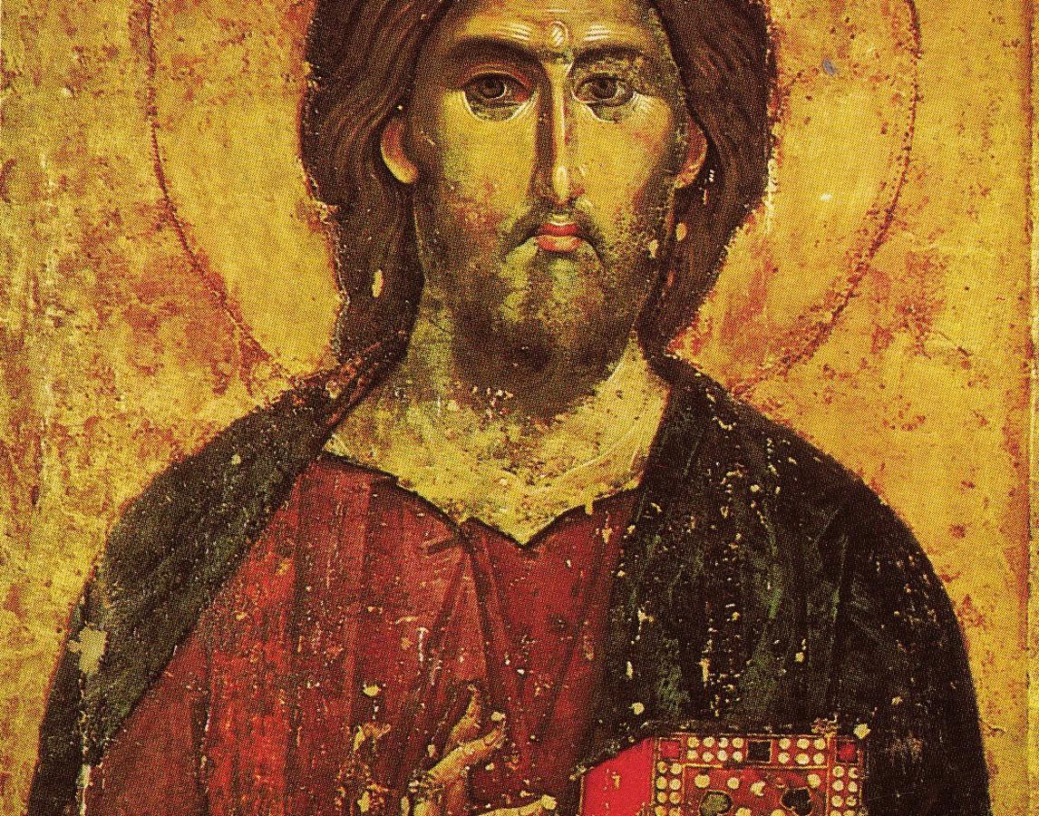 Ícone Cristo